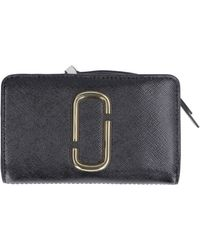 Marc Jacobs - Snapshot Leather Wallet - Lyst