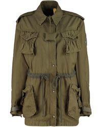 1 MONCLER JW ANDERSON Kynance Cotton Jacket - Green