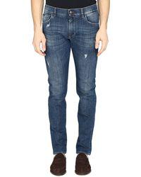 Dolce & Gabbana 5-pocket Jeans - Blue