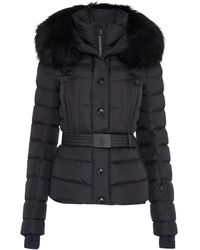 3 MONCLER GRENOBLE Beverley Hooded Down Jacket - Black