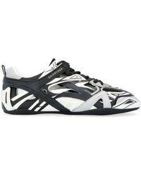 Balenciaga Sneaker Drive grigia e nera - Nero