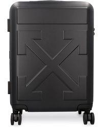 Off-White c/o Virgil Abloh Polycarbonate Hardshell Suitcase - Black