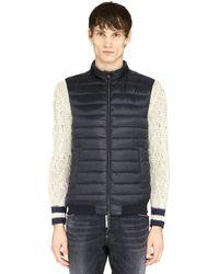 Herno Bodywarmer Jacket - Blue