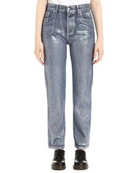 MSGM 5-pocket Jeans - Blue