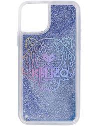 KENZO Iphone 11 Pro Case - Blue