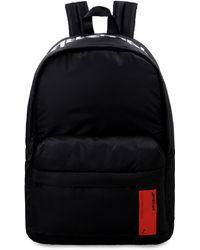PUMA Nylon Backpack - X Attèmpt - Black