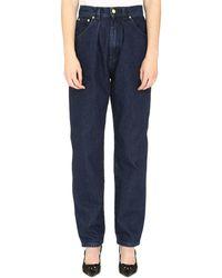 Alberta Ferretti High-rise Jeans - Blue