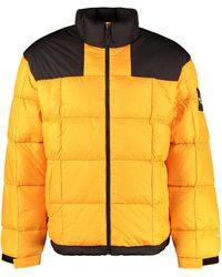 The North Face Piumino con zip - Arancione