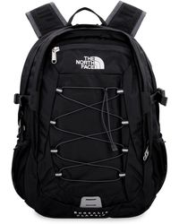 The North Face Borealis Technical Fabric Backpack With Logo - Black