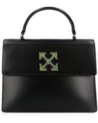 Off-White c/o Virgil Abloh Jitney 2.8 Handbag - Black
