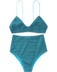 Oséree Lumière Bikini - Blue
