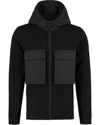 Canada Goose Elgin Merinos Wool Sweater - Black