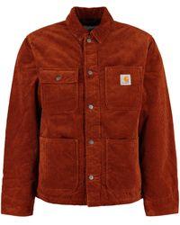 Carhartt Michigan Corduroy Coat - Multicolor