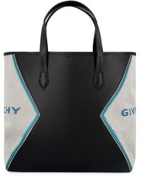 Givenchy Tote bag Bond in pelle - Nero