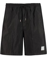 Department 5 - Shorts sportivi Collins con logo - Lyst