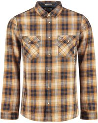 Tommy Hilfiger - Checked Cotton Shirt - Lyst
