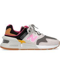 New Balance 997 Sport Low-top Sneakers - Gray