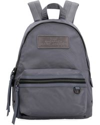 Marc Jacobs Nylon Backpack - Grey