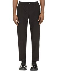 KENZO Cotton Track-pants - Black