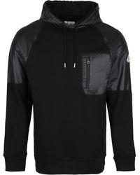 Pyrenex Whitewater Hooded Sweatshirt - Black