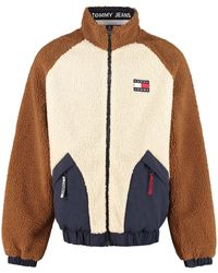 Tommy Hilfiger Bomber reversibile - Multicolore
