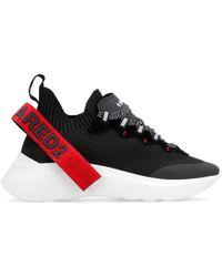 DSquared² Sneakers low-top Speedster - Nero