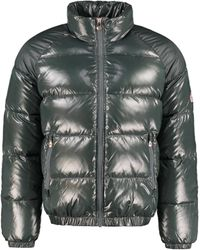 Pyrenex Vintage Mythic Full Zip Down Jacket - Green