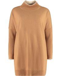 Max Mara Studio Delis Wool And Cashmere Pullover - Multicolour