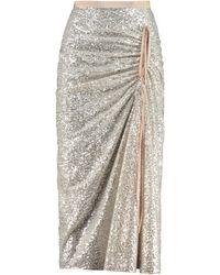 N°21 Sequin Skirt - Pink