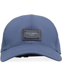 Dolce & Gabbana Cappello da baseball - Blu