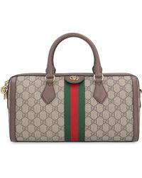 Gucci - Ophidia GG Medium Handbag - Lyst
