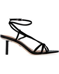 Sam Edelman Women's Pippa High - Heel Strappy Sandals - Black