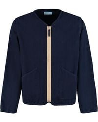 Universal Works - Giacca in denim - Lyst