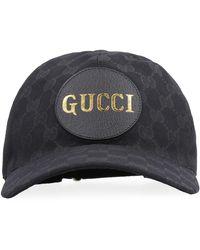 Gucci Cappellino da baseball - Nero