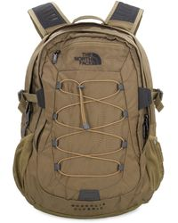 The North Face Borealis Technical Fabric Backpack - Green