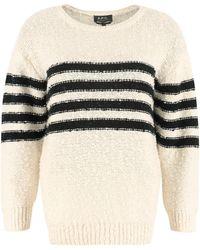 A.P.C. Maglione Luzia in lana - Multicolore