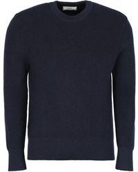 AMI - Crewneck Knit Sweater - Lyst