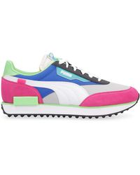 PUMA - Future Rider Play On Low-top Sneakers - Lyst