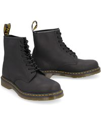 Dr. Martens Unisex Adults' 1460 Combat Boot - Black