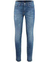 BOSS by HUGO BOSS Jeans slim fit - Blu