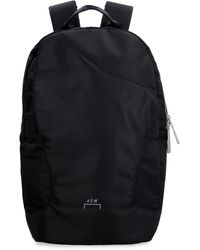 A_COLD_WALL* Nylon Backpack - Black