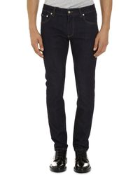 Dolce & Gabbana Jeans slim fit 5 tasche - Blu