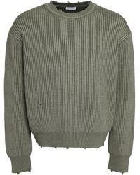 John Elliott - Ribbed Crew-neck Sweater - Lyst