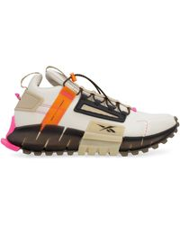 Reebok Zig Kinetica Edge Sneakers - Natural
