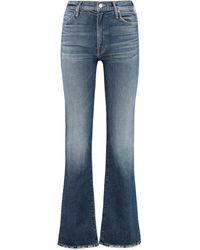 Mother The Kick It 5-pocket Jeans - Blue