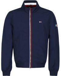 Tommy Hilfiger Techno Fabric Jacket - Blue