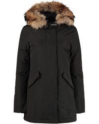 Woolrich Parka Luxury Arctic - Nero