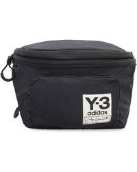 Y-3 Convertible Bum Bag - Black