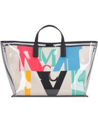 MCM Tote bag in TPU - Multicolore