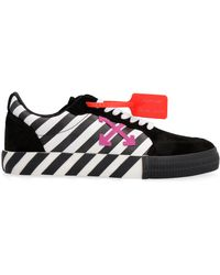 Off-White c/o Virgil Abloh Sneakers low-top Vulcanized - Nero